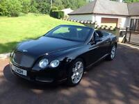 Bentley Continental 6.0 auto 2008 GTC TWIN TURBO, 49K, FSH, STUNNING CAR