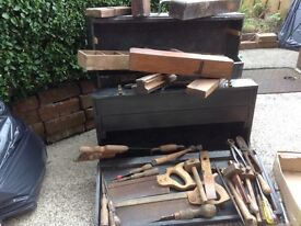 Old joiners tools for sale