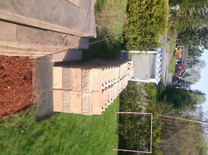 Large Cement Blocks for retaining wall