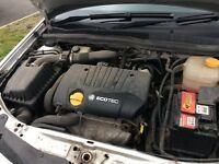 Vauxhall Astra 1.8 engine