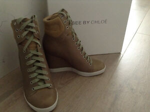Brand New Designer *SEE BY CHLOE* ankle boot -size 6.5