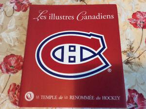 Livre hockey vaut 45$ demande 10$ de Saint-Jérôme maison n.f