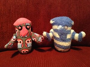 Hand Made Sock Animals Stratford Kitchener Area image 6