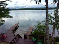 CAMP FOR SALE-on Beautiful McCarrolls Lake