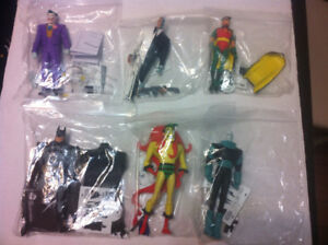 DC figures for sale part two