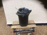 Pond canister filter