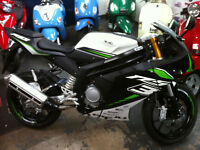Rieju RS3 125cc LC Pro Racing Sports. Learner Legal. Commuter.