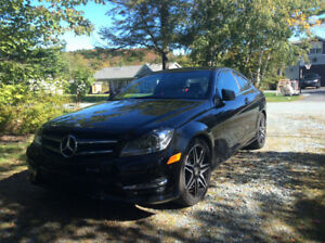 Mercedes Benz C 350  4 matic