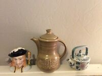 Collection of 3 tea pots