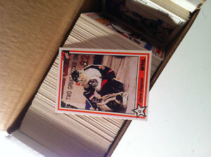 WHL HOCKEY TRADING CARDS FOR SALE