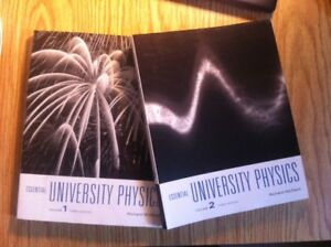 Essential University Physics Volume 1 & 2  Third Edition