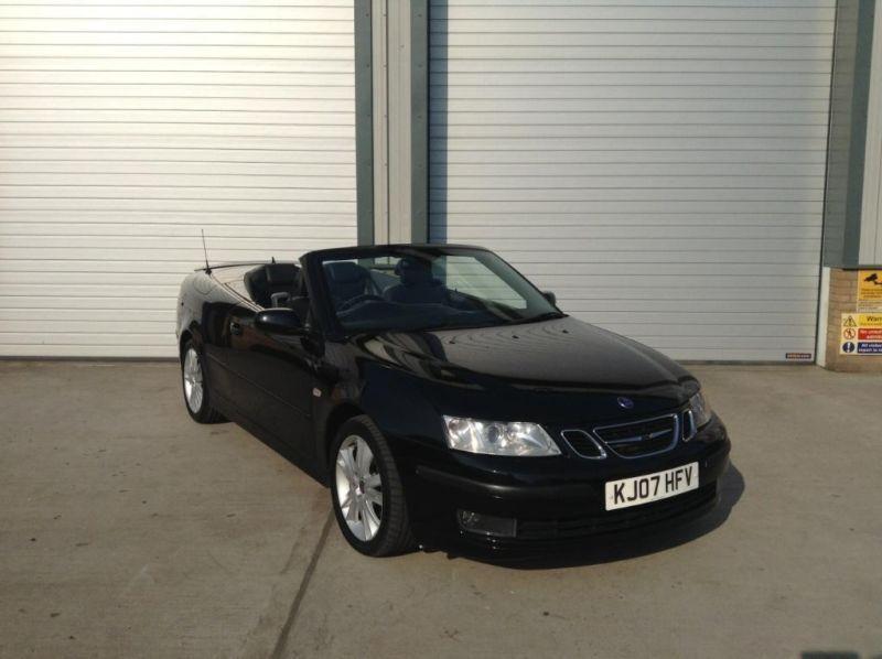 2007 Saab 9-3 2.0t Vector Anniversary 2dr