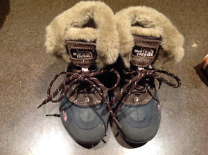 Size 13 North Face Winter Boots