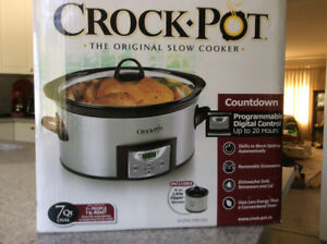 Crock Pot- 7 quarts