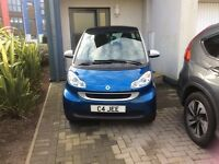 SMART Fortwo Passion auto (paddles) 2008