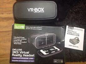 iTech 3D Virtual Reality Headset