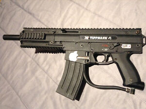 Tippmann X7 - Paintball Gun Cambridge Kitchener Area image 2