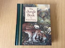 The Jungle Book Hardback Story Children's Classic By Rudyard Kipling