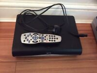 Two sky hd boxes