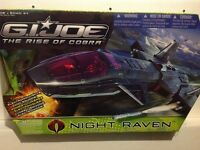 GI Joe Night Raven