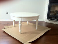 NEW Ikea Coffe Table (Isala) in White