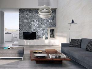 Tuiles decoratives planchers et mur 13'' x 13''