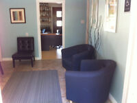 Space for rent for Esthetician