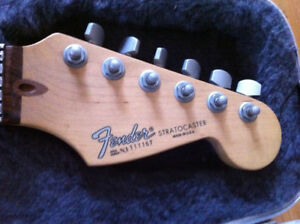 1994 Fender Stratocaster - USA.  The real thing