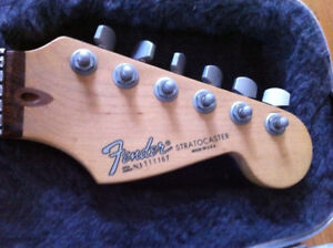 1995 Fender Stratocaster - USA.  The real thing