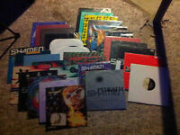 "12"" Shamen Collection + Tshirts & Poster"
