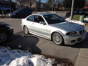 2002 BMW 3-Series 330ci Coupe M sport