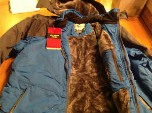 NEW Men's Solar heated jacket with hood