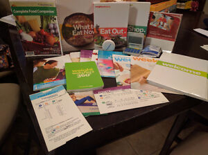 Weight Watchers Materials
