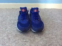 Nike Air Huarache Purple U.K. 7
