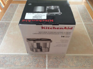Kitchenaid Machine pour infusions a froid