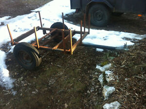 PW 50 And Trailer For Sale