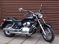 """Honda Shadow VT-125 C-6 Only 16151miles """"Delivery Available"""" Credit & Debit Cards Accepted."""
