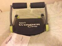 Smart wonder core exerciser