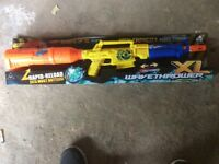 Water gun brand new in box