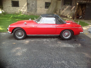 For sale 1969 MGB