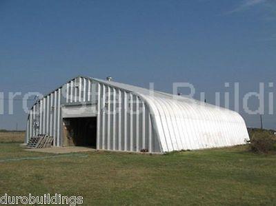 Durospan Steel 32x42x18 Metal Building Kit Home Shop Storage Barn Factory Direct