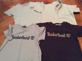 Boys Timberland T-Shirts