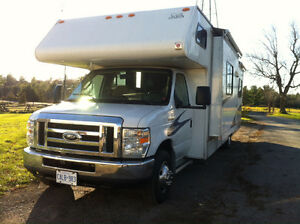 2008 Ivory Se 31ft Motor Home, RV