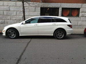 2010 MERCEDES R350 BLUETEC AWD PARFAITE / PERFECT CONDITION