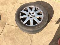 """Ford Mondeo Zetec 9 Spoke 16"""" Alloy Wheel"""