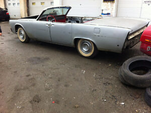 Looking for 1964 lincoln continental