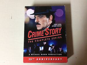 DVD Crime Story The complete series