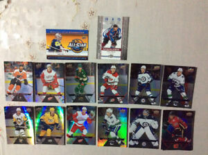Tim Hortons Upper Deck Hockey Cards 2018-2019 (Trade)