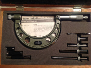 Mitutoyo Outside Micrometer