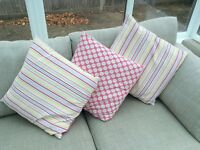 Cushions - hand made
